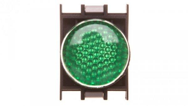 Lampka sygnalizacyjna 12-30V AC/DC zielona T0-B090XY