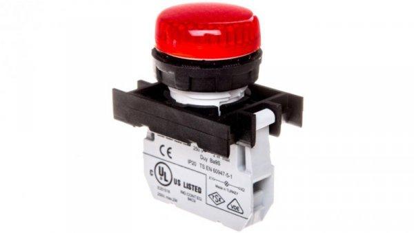 Lampka sygnalizacyjna Ba9S czerwona T0-B030XK