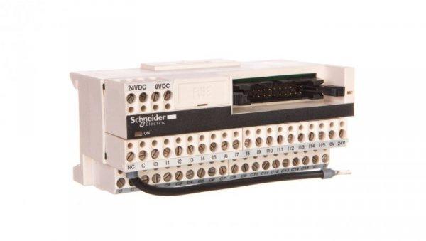 Zestaw połączeniowy dla 16-kanałów Twido ABE7E16EPN20