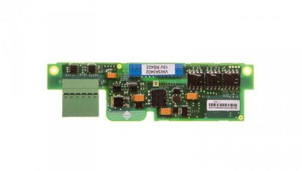 Karta enkodera RS422 15V DC VW3A3402