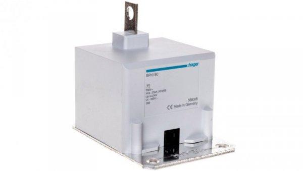Ogranicznik przepieć kombinowany z bezpiecznikiem B Typ 1 1P N-PE 25kA 2,5kV SPN190