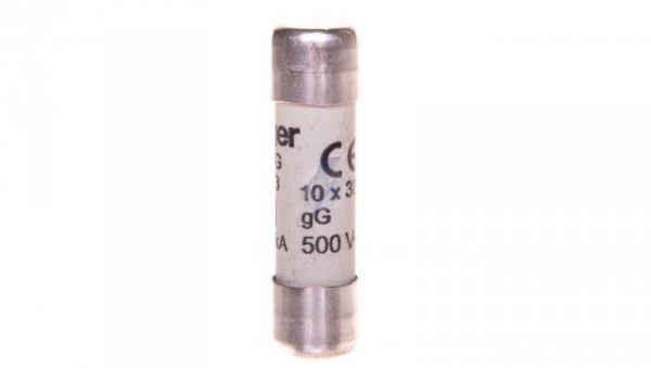 Wkładka topikowa cylindryczna BiWtz 10x38 mm gG 16A 500V AC LF316G /10szt./