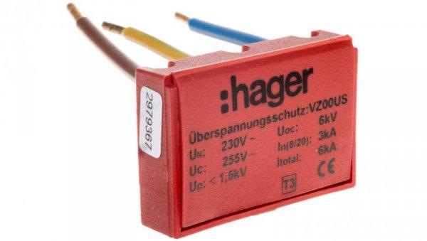 Ogranicznik przepięciowy Typ 3 1,5kV VZ00US