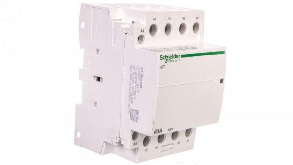 Stycznik modułowy 63A 4NZ 220-240V AC iCT A9C20867