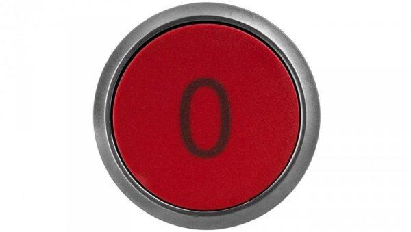 Napęd przycisku 22mm czerwony /O/ z samopowrotem plastikowy IP69k Sirius ACT 3SU1030-0AB20-0AD0