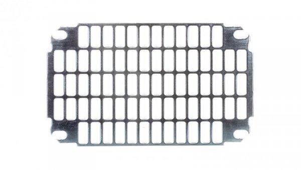 Płyty perforowane Monobloc wykonane ze stali galw.wys.300xW200mm perf.uni.11x26mm, NSYMR32