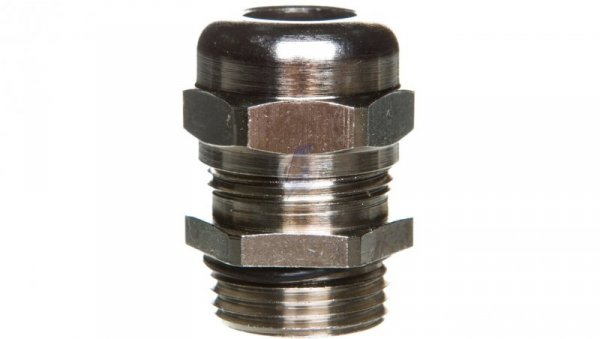 Dławnica kablowa mosiężna M20 IP68 HELUTOP HT-MS M20x1,5 90762