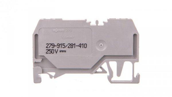 Złączka diodowa 2-przewodowa 1,5mm2 279-915/281-410 /100szt./