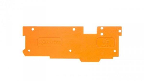 Ścianka końcowa pomarańczowa 769-321 /25szt./