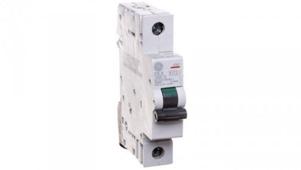Wyłącznik nadprądowy 1P C 0,5A 6kA AC G61C0.5 674596