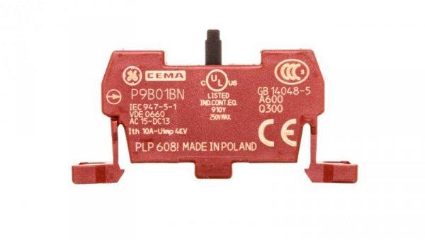 Blok styków do montażu na płycie 1R P9B01BN 187017 /10szt./