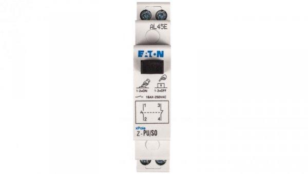 Przycisk modułowy 16A 1Z 1R Z-PU/SO 276293