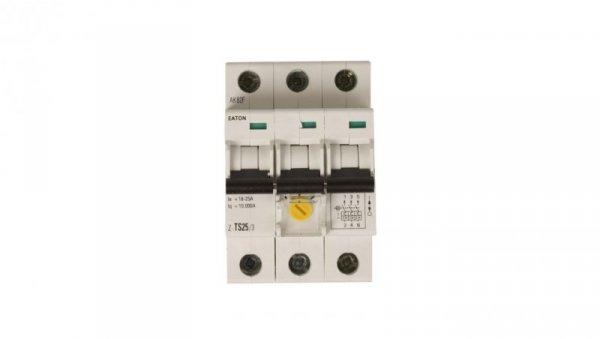 Wyłącznik taryfowy 3P 16-25A Z-TS25/3 266858