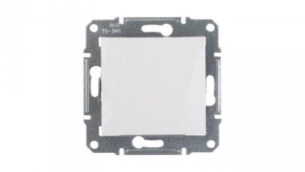 Sedna Łącznik schodowy 16AX biały IP20 SDN0400421