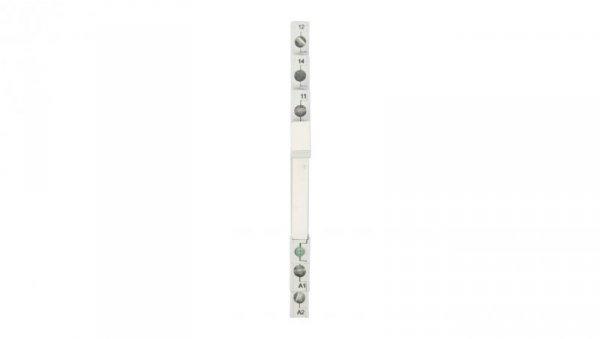 Przekaźnik interfejsowy 1P 6A 24V DC AgSnO2 PIR6W-1P-24VDC (SZARE) (CE) 858604