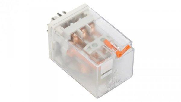 Przekaźnik przemysłowy 3P 10A 24V AC AgNi R15-2013-23-5024-WT 802865