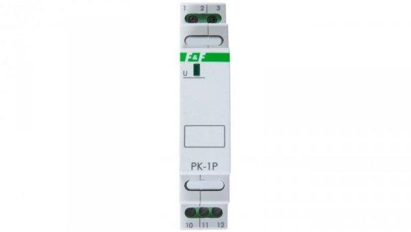 Przekaźnik elektromagnetyczny 1P 16A 12V AC/DC PK-1P-12V