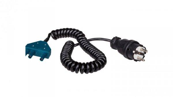 Adapter z wtykiem UNI-Schuko 112411315 WAADAUNI1