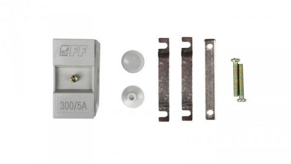 Przekładnik prądowy na kabel i szynę fi22+30/25/20x10mm TI-300-5