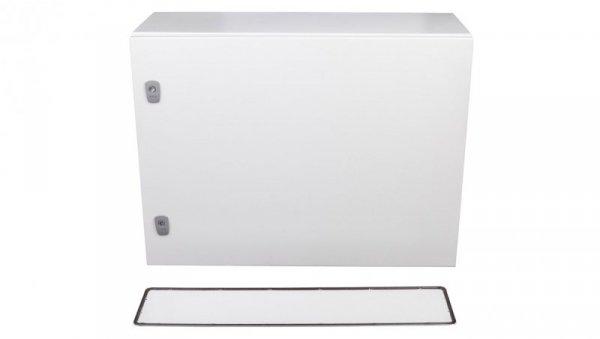 Obudowa CS 600x800x300mm IP66 z płytą montażową CS-68/300 111701