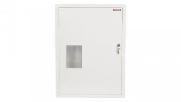 Szafka licznikowa podtynkowa 1-licznikowa 3-fazowy 36 modułów IP30 RW-36-P Z/O