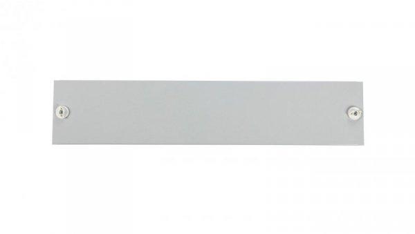 Osłona metalowa pełna 800x150mm BPZ-FP-800/150-BL 286689