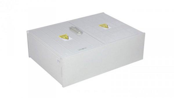 Obudowa termoutwardzalna 580x800x250mm IP44 STN 80x58 (zawiera kątowniki) IOB-34210-002
