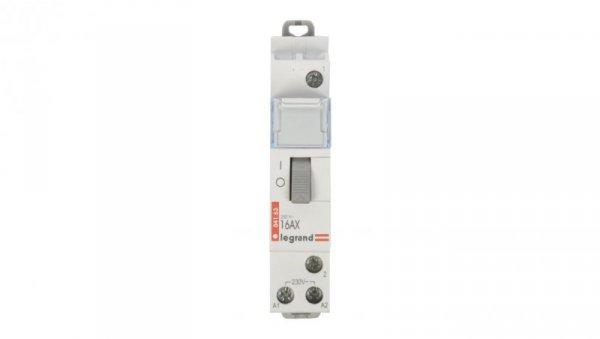 Przekaźnik impulsowy 16A 230V AC 1Z PB 401 004163/412408