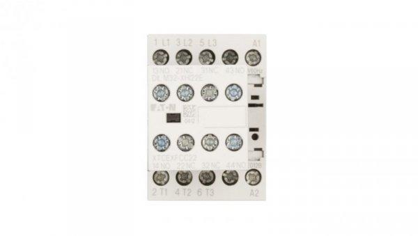 Stycznik mocy 12A 3P 230V AC 2Z 2R DILM12-22(230V50HZ,240V60HZ) 106362