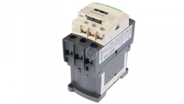 Stycznik mocy 32A 3P 24V DC 1Z 1R LC1D32BD
