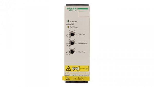 Softstart 3-fazowy 380-415VAC 22A 7,5-11kW 400V Altistart ATS01N222QN