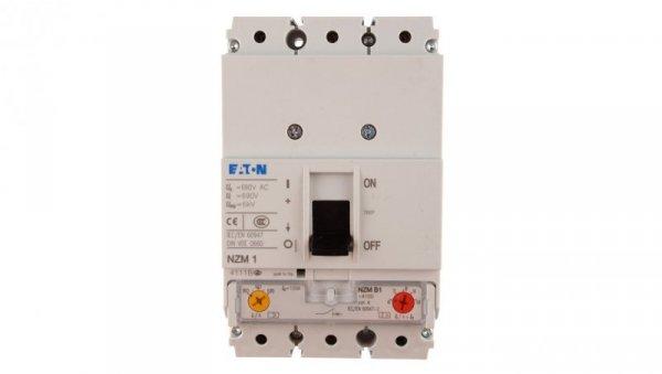 Wyłącznik mocy 3P 100A 25kA NZMB1-A100 259079