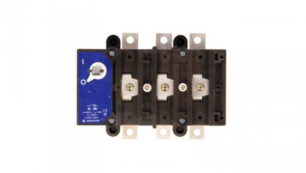 Rozłącznik izolacyjny 3P 160A RA 160 P3 63-822982-011
