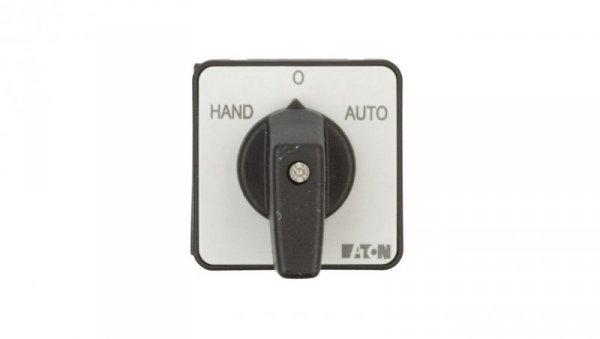 Łącznik krzywkowy HAND-0-AUTO 1P 20A do wbudowania T0-1-15431/E 019872