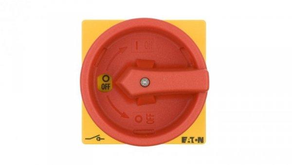 Łącznik krzywkowy 0-1 1P 20A do wbudowania T0-1-8200/EA/SVB 053110