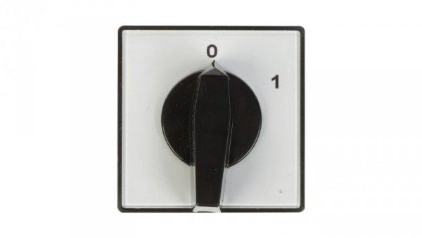 Łącznik krzywkowy 0-1 1P 16A do wbudowania 4G16-90-U 63-840390-021