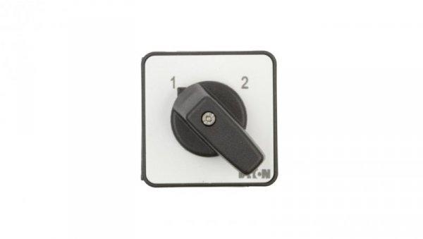Łącznik krzywkowy 1-2 2P 20A do wbudowania T0-2-8221/E 038847