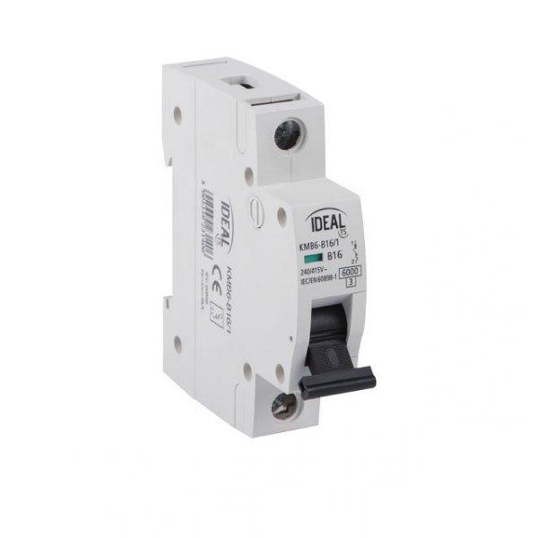 Wyłącznik nadmiarowo-prądowy KMB6-C63/1 27253