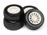 Buggy Wheel & Tyre Set