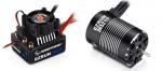 Zestaw napędowy Hobbywing MAX10 & EZRUN 3652 SL 3300Kv - czarny