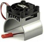 Radiator na silnik elektryczny typu 540 z wentylatorem