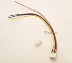 Wtyk balancera XH 2S z przewodem - Złącze balancera 3 Piny