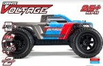 NOWOŚĆ! Arrma Granite Voltage Mega 1:10 2WD RTR na li-ion 18650