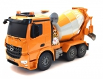 Double Eagle: Betoniarka zdalnie sterowana Mercedes-Benz Arocs 1:20 2.4GHz