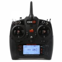 Spektrum DX8 G2 DSMX Mode 1-4, AR8010T