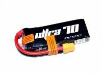 Dualsky 1600mAh ULTRA 70C/12C 7.4V