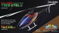 Helikopter Align T-REX 470LP Dominator Combo
