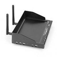 Monitor FPV RX5802 (5.8GHz, 40CH, 800x480, 7, FOV140, 7.4V/2450mAh)