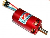 Silnik bezszczotkowy MEGA ACn 22/40/3S 1kW