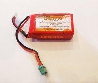 Multiplex [157321]. SHARK - akumulator 11,1V 950mAH